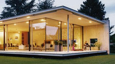 garlik immobilien beispielhaus. Black Bedroom Furniture Sets. Home Design Ideas